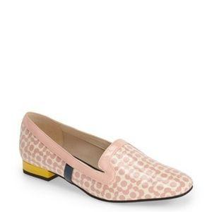 Clarks x Orla Kiely Bella Leather Loafer